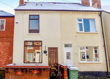 Thumbnail 3 bedroom semi-detached house for sale in High Green Court, Newhall Street, Cannock