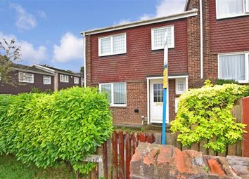 Thumbnail 3 bed end terrace house for sale in Charter Street, Chatham, Kent