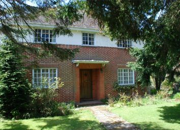 Thumbnail 4 bed detached house for sale in Chestnut Avenue, Barton On Sea, New Milton, Hampshire