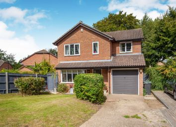 Thumbnail 4 bed detached house for sale in Micawber Close, Chatham