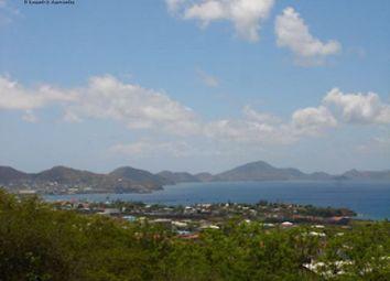 Thumbnail Land for sale in Mattingly Land 1, Barker Street, Saint Kitts And Nevis