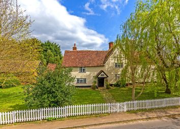 Thumbnail 5 bed detached house for sale in Upton End Road, Shillington, Hitchin