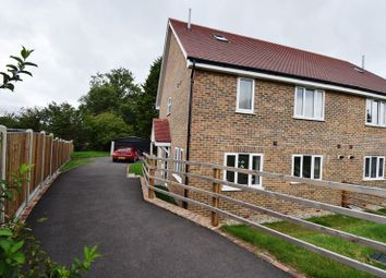 Thumbnail 4 bed semi-detached house for sale in Mark Cross, Crowborough