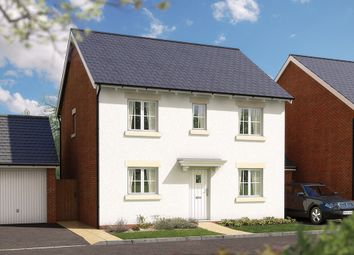 "Thumbnail 4 bedroom detached house for sale in ""The Buxton"" at Bradley Bends, Devon, Bovey Tracey"