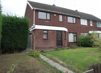 Thumbnail 3 bed semi-detached house for sale in 3 Library Close, Rotherham