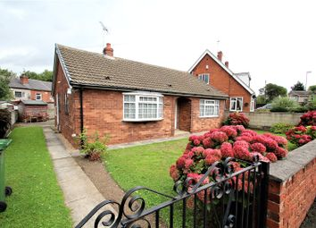 Thumbnail 2 bed detached bungalow for sale in Grange Close, Knottingley