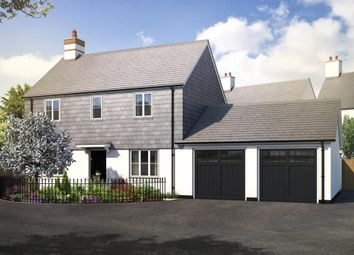 Thumbnail 3 bedroom detached house for sale in Sherford Village, Haye Road, Plymouth, Devon