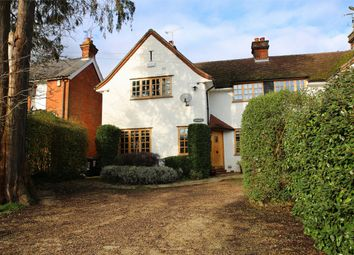 4 bed semi-detached house for sale in Borough Green Road, Ightham, Sevenoaks, Kent TN15