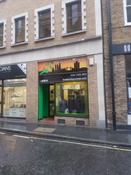 Thumbnail Retail premises to let in Ludgate Broadway, London