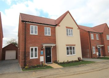 Thumbnail 4 bed detached house for sale in Yarmouth Road, Blofield, Norwich
