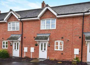 Thumbnail 2 bedroom town house for sale in Cavendish Drive, Ashbourne
