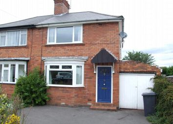 Thumbnail 2 bedroom semi-detached house to rent in Warstones Crescent, Penn, Wolverhampton