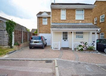 Thumbnail 4 bed link-detached house to rent in Hurst Place, Rainham, Gillingham