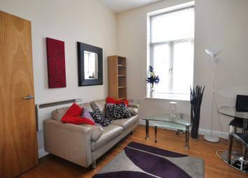 Thumbnail 1 bed flat to rent in The Corner House, 129 Godwin Street, Bradford