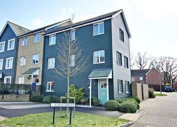 Thumbnail 4 bed end terrace house for sale in Rana Drive, Church Crookham, Fleet