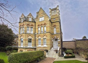 Thumbnail 3 bed flat for sale in Riverdale Road, Twickenham