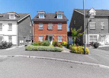 Thumbnail 5 bed detached house for sale in Morgraig Avenue, Celtic Horizon, Newport.