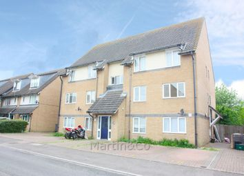 Thumbnail 3 bedroom flat to rent in Merlin Close, Wallington