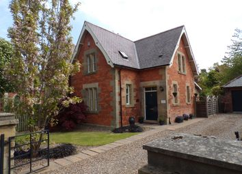 Thumbnail 2 bed cottage for sale in The Village, Eshott, Morpeth