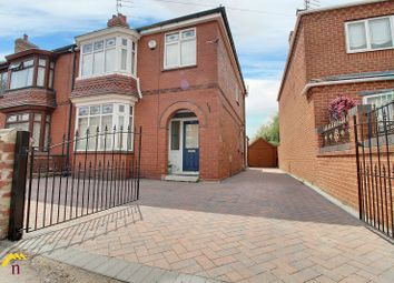 Thumbnail 3 bed semi-detached house for sale in St. Nicholas Road, Thorne, Doncaster