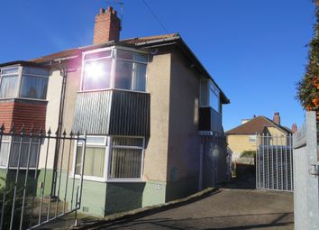 Thumbnail 3 bed semi-detached house for sale in Church Avenue, Meanwood, Leeds