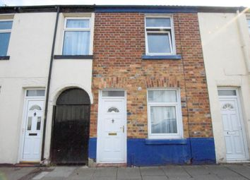 Thumbnail 2 bed terraced house for sale in Hoxton Road, Scarborough, North Yorkshire