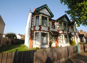 Thumbnail 1 bed flat for sale in St. Benets Road, Southend-On-Sea
