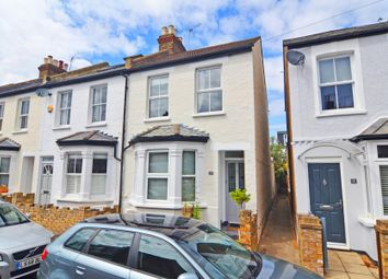 Thumbnail 2 bed end terrace house for sale in Stanley Gardens Road, Teddington