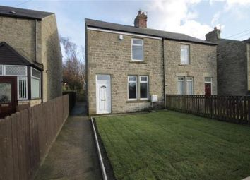 Thumbnail 2 bed semi-detached house to rent in Consett Road, Consett