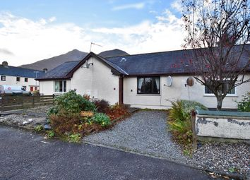 Thumbnail 1 bed terraced bungalow for sale in Old Railway Goods Yard, Ballachulish