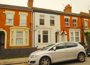 Thumbnail 3 bed terraced house to rent in Oliver Street, Northampton, Northamptonshire
