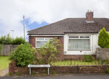 Thumbnail 2 bed detached bungalow for sale in Crossway Close, Ashton-In-Makerfield, Wigan