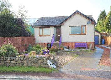 Thumbnail 3 bed bungalow for sale in Edinburgh Road, Abington