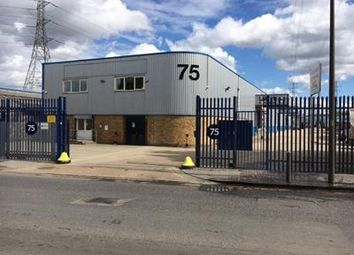 Thumbnail Light industrial to let in Units 1 & 2, 75 River Road, Barking, Essex