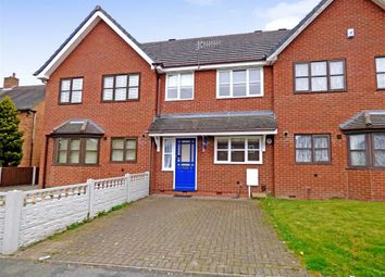 Thumbnail 3 bed mews house for sale in Abbey Lane, Abbey Hulton, Stoke-On-Trent