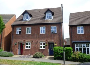 Thumbnail 3 bed semi-detached house for sale in Excelsior Drive, Woodville, Swadlincote, Derbyshire