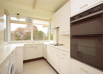 Thumbnail 3 bed flat for sale in The Albany, Woodford Green, Essex