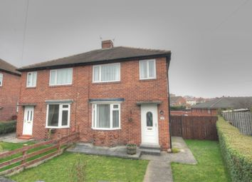 Thumbnail 3 bed semi-detached house for sale in The Grove, West Denton, Newcastle Upon Tyne