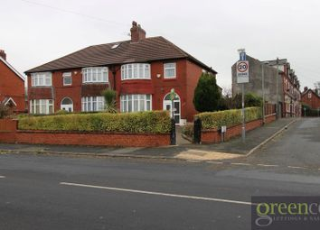 Thumbnail 3 bed semi-detached house to rent in Lower Broughton Road, Salford