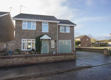 Thumbnail 4 bed detached house for sale in Eastfield Gardens, Carlton Colville, Lowestoft