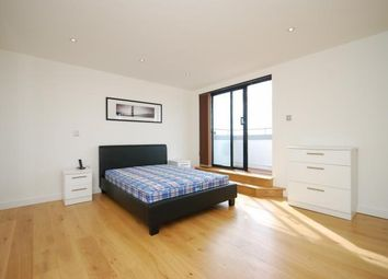 Thumbnail 1 bed flat to rent in Ocean Wharf, London