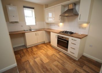 Thumbnail 2 bed flat to rent in Eyam Way, Grantham
