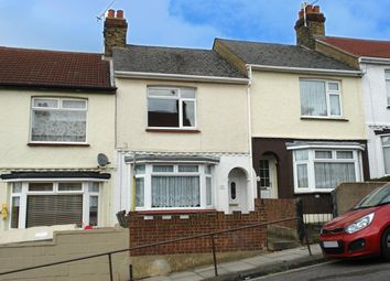Thumbnail 2 bed terraced house to rent in Windsor Avenue, Chatham