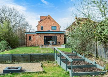 Bexhill Road, Ninfield, Battle TN33. 4 bed detached house for sale