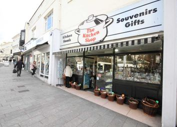 Thumbnail Retail premises for sale in The Strand, Torquay