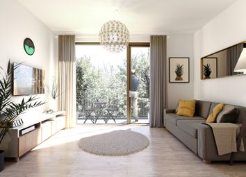 Thumbnail 3 bed flat for sale in Park Heights Wella Road, Basingstoke