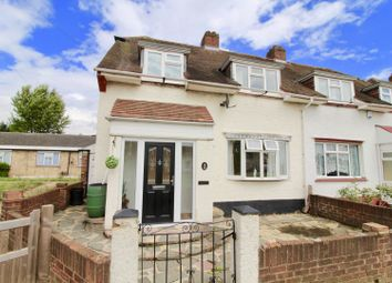 Thumbnail 3 bed end terrace house for sale in Robin Close, Romford