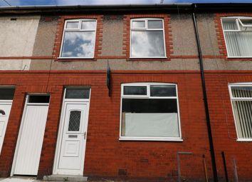 Thumbnail 3 bed terraced house for sale in Nares Street, Ashton-On-Ribble, Preston, Lancashire