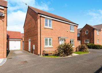 Thumbnail 4 bed detached house for sale in Rolica Fields, Brockhill Village, Worcester