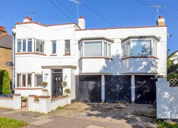 Thumbnail 2 bed flat for sale in Southborough Drive, Westcliff-On-Sea, Essex